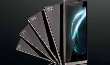 lava icon with 13 megapixel camera launched at rs...