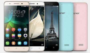 honor 4c with octa core soc launched - India TV