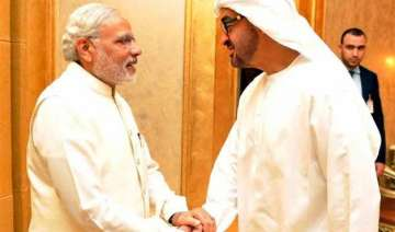 india uae sign nine agreements including cyber...