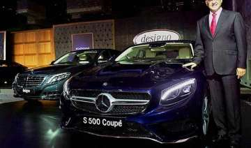 auto expo 2016 all new mercedes benz s class...
