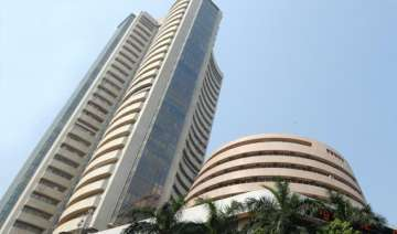 sensex drops for 5th day ends 71 pts lower in...