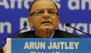 arun jaitley exempts foreign investors from mat...