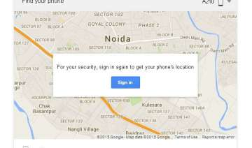 lost your smartphone now just google to find it -...