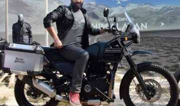 royal enfield unveils its latest all terrain bike...