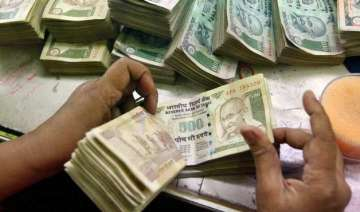 rupee recovers from 3 month low up 6 paise...