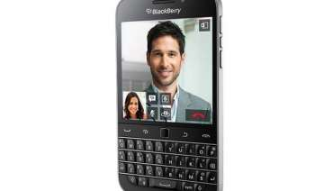 blackberry classic launched in india at rs 31 990...