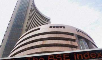 sensex sees its biggest growth since jan 2015...