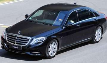 mercedes india launches updated s 600 guard at rs...