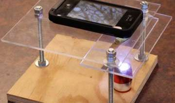 you can now turn your smartphone into a...