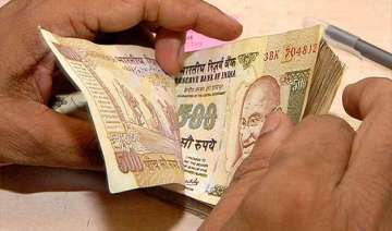 rupee recovers 9 paise against dollar in early...