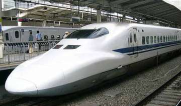 japan offers soft loan for bullet train project -...