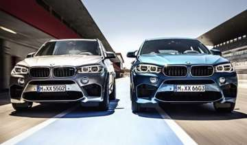 bmw launches two sports cars x5 m x6 m - India TV