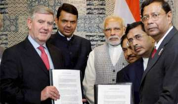 maharashtra sign three mous worth rs 21 crore on...