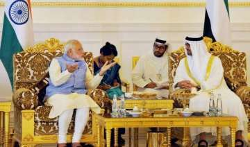 india uae likely to ink 16 pacts investment oil...