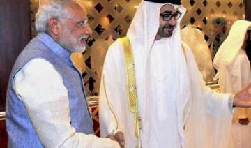 pm modi meets leading nri investors in uae -...
