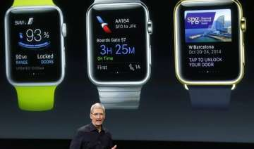 apple watch to hit indian market on nov 6 - India...