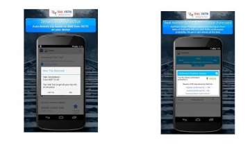 railyatri app s new fog alerts feature to help...