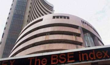 sensex jumps 50 points in early trade - India TV