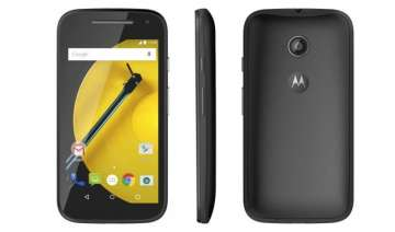 motorola moto e 4g launched at rs 7999 - India TV