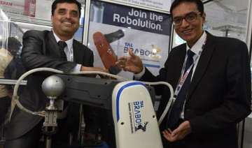 tata to launch first make in india robot tata...