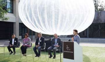 google s project loon internet balloons to circle...
