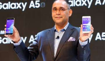 samsung launches galaxy a7 a5 smartphones glass...
