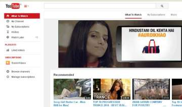 now navigate youtube in 15 new languages...