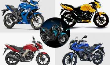 top five 150 cc motorcycles in india - India TV