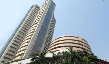 sensex trades flat in morning session - India TV