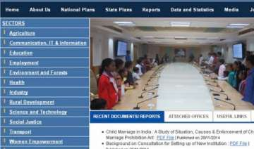 niti aayog replaces planning commission pm to be...