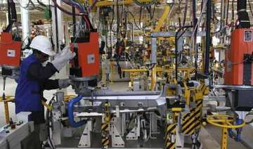 industrial output rises to 3 yr high of 6.4 pc in...