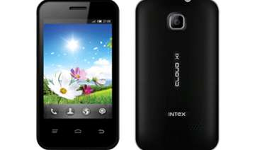 intex launches smartphone at rs 2 990 - India TV