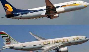jet airways posts rs 355 cr net loss in first...