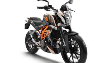 ktm 390 duke pictures specifications out - India...