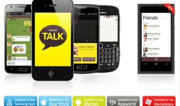 kakao talk to launch online music and electronic...