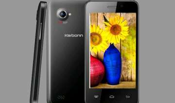 karbonn titanium s99 android smartphone launched...
