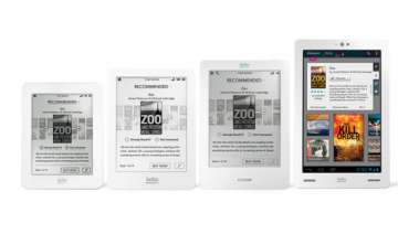 kobo launches 4 ereaders in india starting at rs...