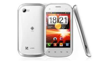 lava iris n320 android smartphone now available...