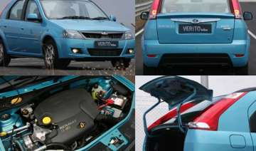 mahindra s compact car verito vibe pictures and...