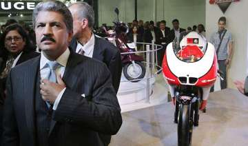mahindra to export stallio motorbikes - India TV