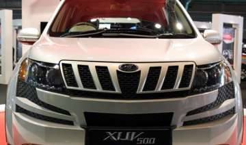 mahindra unveils xuv 500 in indore - India TV