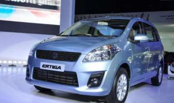maruti launches cng ertiga priced up to rs 7.30...