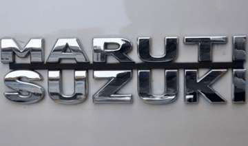 maruti suzuki sales down 5 per cent in may -...