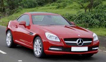 mercedes benz opens outlet in bhopal - India TV