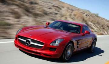 mercedes benz to launch sls amg roadster - India...