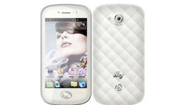 micromax bling 3 a86 with android 4.1 listed...