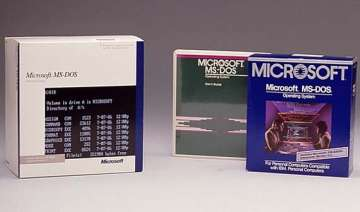 microsoft releases source code of ms dos and word...