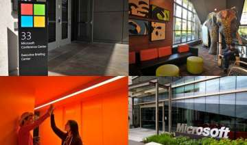 a tour inside microsoft s redmond campus - India...