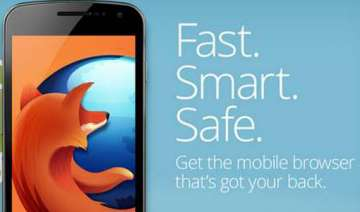 mozilla firefox for android smartphones launched...