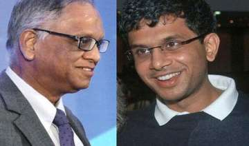 murthy credits prodigal son for smart moves by...